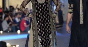 Asifa and Nabeel PFDC LOreal Paris Bridal Week Day 3 - 4- (8)