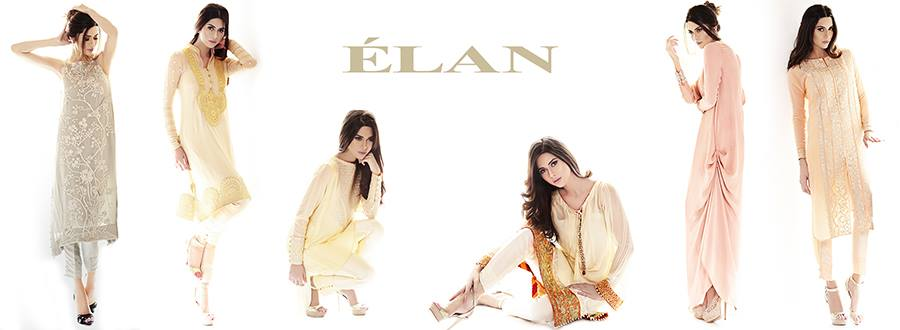 Elan Fashion Winter Dresses Collection 2013 For Ladies (3)