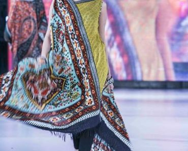 Gul Ahmed Collection At Islamabad Fashion Week 2013 (4)