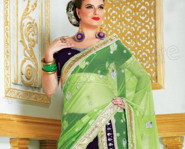 Hot Indian Natasha Anarkali Suits and Blouse Neck Designs Collection 2013 (3)