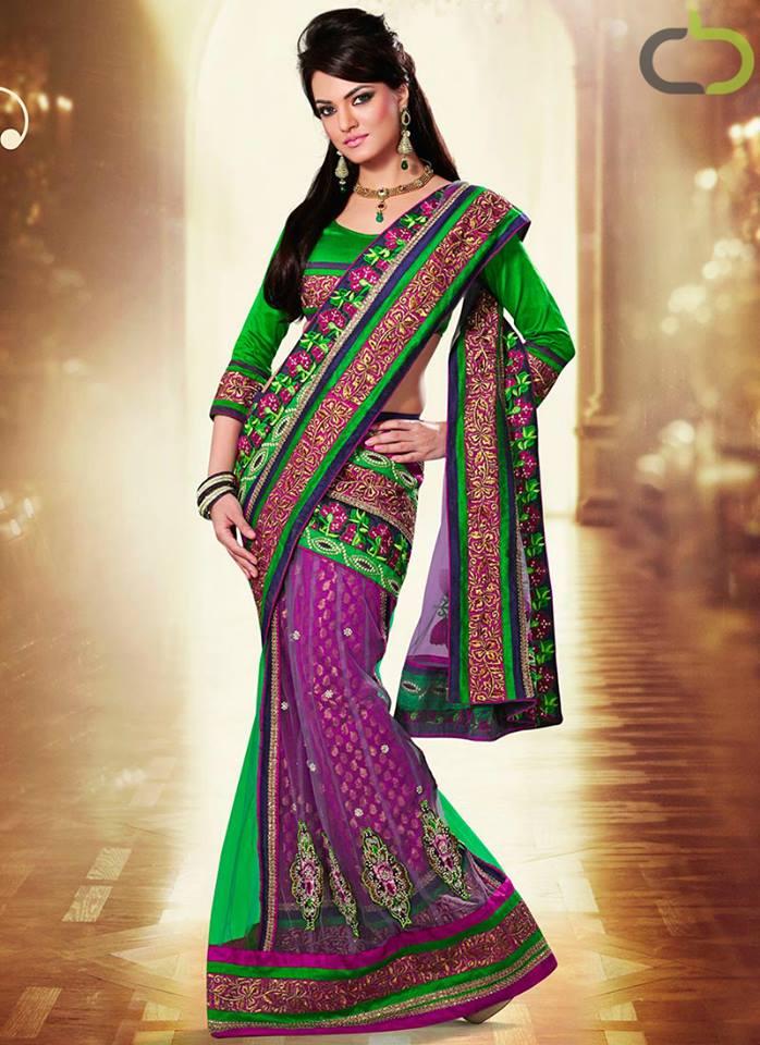 Indian Special CBAZAR Bollywood Diwali Saree's Collection 2013