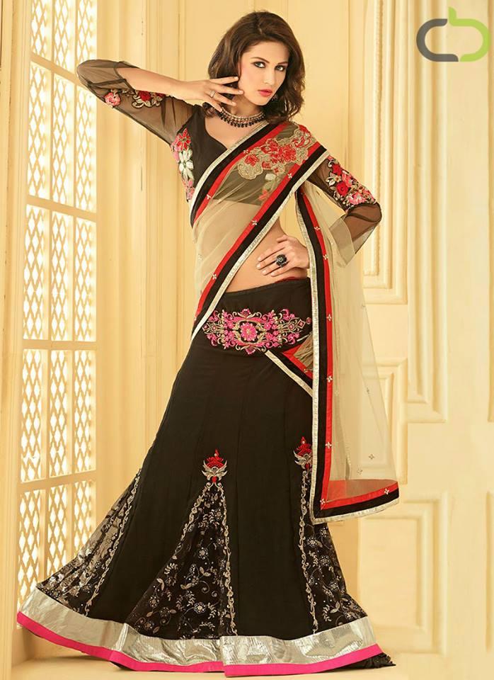 Indian Special CBAZAR Bollywood Diwali Saree's Collection 2013 (1)