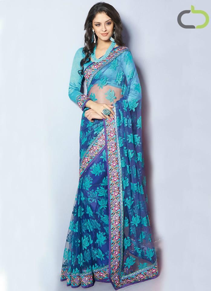 Indian Special CBAZAR Bollywood Diwali Saree's Collection 2013 (2)