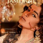 JAMDANI the ROYAL Attire By Ajwa Textile Collection 2013 (1)