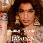 JAMDANI the ROYAL Attire By Ajwa Textile Collection 2013 (2)