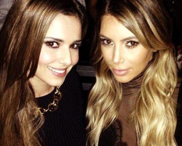 Kim Kardashian Celebrity Social Media Pics 2013
