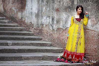 Kosain Kazmi new dress collection 2013 7