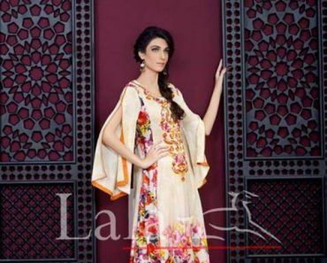 Lala Textiles Turkish Linen Dresses Collection 2013-14 For Women (5)