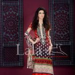Lala Textiles Turkish Linen Dresses Collection 2013-14 For Women (3)