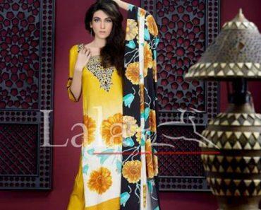 Lala Textiles Turkish Linen Dresses Collection 2013-14 For Women (4)
