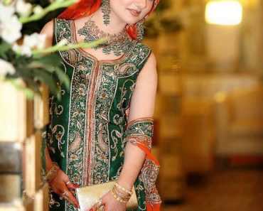 Latest Pakistani Bridal Lehanga Dresses 2013 (13)