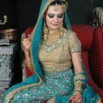 Pakistani Bridal Dresses Lehanga 2013