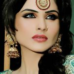 Latest Trend By N-Pro Nabila Salon Bridal Makeup & Hair Styles (1)