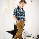Outfitters Junior Winter Dresses Collection 2013-14 for Kids