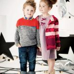 Outfitters Junior Winter Dresses Collection 2013-14 for Kids (4)