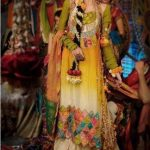 Pakistani Bridal Mehndi Dresses Designs 2013-2014 For Women (2)