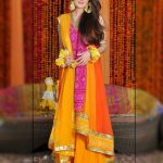 Pakistani Bridal Mehndi Dresses Designs 2013-2014 For Women (4)