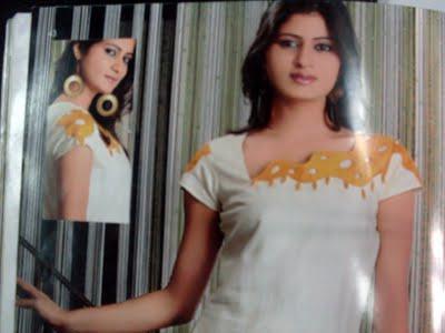 Pakistani Latest Neck Designs for Salwar Kameez 2013-14 For Girls