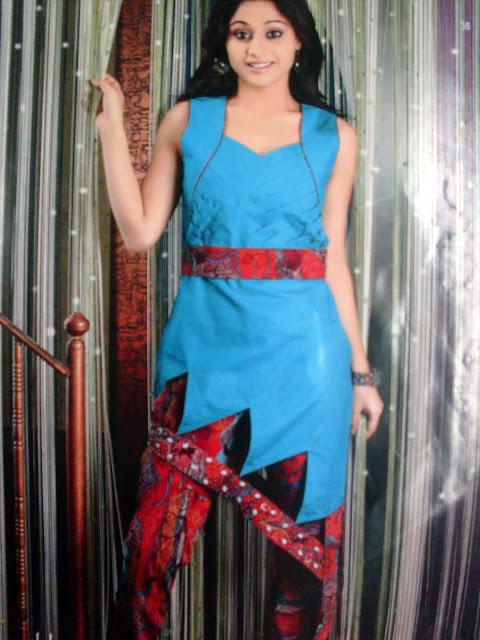 Pakistani Latest Neck Designs for Salwar Kameez 2013-14 For Girls (5)