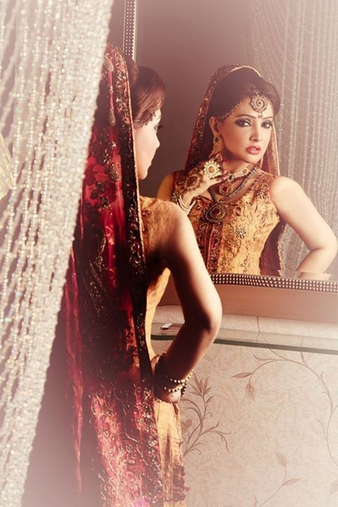 Resham Revaj Exclusive Bridal Dresses 2013 for Wedding Wear (2)