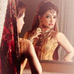 Resham Revaj Latest Bridal Wear Tehwaar Dresses 2013 (5)