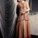 Resham Revaj Latest Bridal Wear Tehwaar Dresses 2013 (2)