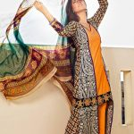Sahil Embroidered Collection 2013-14 for women by Shariq Textile (1)