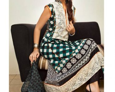 Sahil Embroidered Collection 2013-14 for women by Shariq Textile (2)