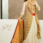 Sahil Embroidered Collection 2013 For Women By Shariq Textiles (2)