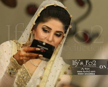Sanam Baloch Beautiful Photoshoot on her Barat (4)