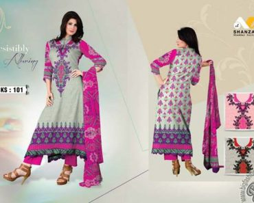 Shanzay by Al hamra Textiles Khadder Dresses 2013 For Ladies
