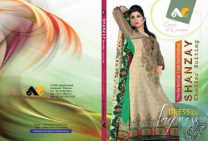 Shanzay Khadder Complete Catalog Collection 2013 by Al hamra