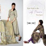 Shanzay Khadder Complete Catalog 2014 by Al hamra Textiles