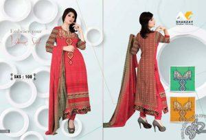 Shanzay by Al hamra Textiles Khadder Dresses 2013 For Ladies (4)