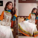 Zunaira's Lounge Latest party Wear Dresses Collection 2013-14 For Winter (2)