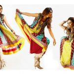 Zunaira's Lounge Latest party Wear Dresses Collection 2013-14 For Winter (8)