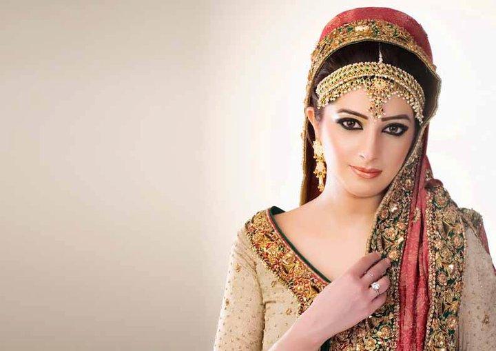 Bridal-makeup-ideas-for-actress | Latest Dresses Hairstyle Makeup Kids Menu2019s Wear Model Actress ...