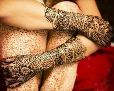 Latest Arabic Famous Mehndi Design Pictures 2013 For Girls