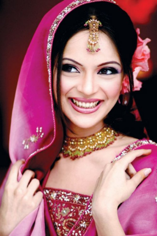Makeup-Looks-For-Pakistani-Brides-For New Wedding