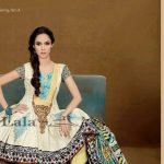 Afreen Dresses Collection 2013 For Women By Lala