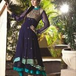 Ahsan Hussain Couture Formal Girls Frocks 2013 Collection
