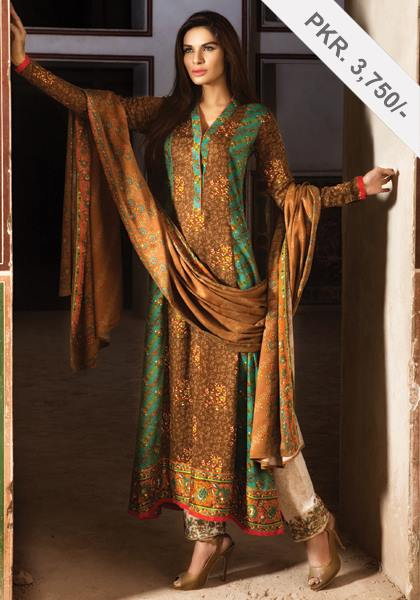 Al karam Winter Hues Collection 2013 Volume 3 for Ladies (6)
