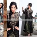 Arfa's Latest Party Wear Dresses Design 2013-14 For Women