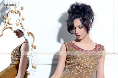 Arfa's Latest Party Wear Dresses Design 2013-14 For Women (2)