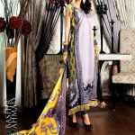 Bashir Ahmad Women Winter Wear Printed Linen Dresses