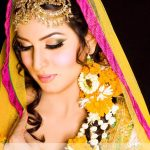 Bridal Latest Beautiful Hairstyles Fashion 2013-2014 For Pakistani Women (11)