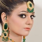 Bridal Latest Beautiful Hairstyles Fashion 2013-2014 For Pakistani Women (3)