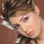 Bridal Latest Beautiful Hairstyles Fashion 2013-2014 For Pakistani Women (7)
