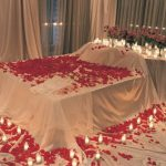 Bridal Room Decoration ideas 2013 flower and lights 003