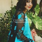 Cherry Wrap Beautiful Winter Dresses Collection 2013-14 For Women (1)